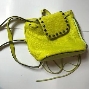 Rebecca Minkoff Suede Mini Backpack